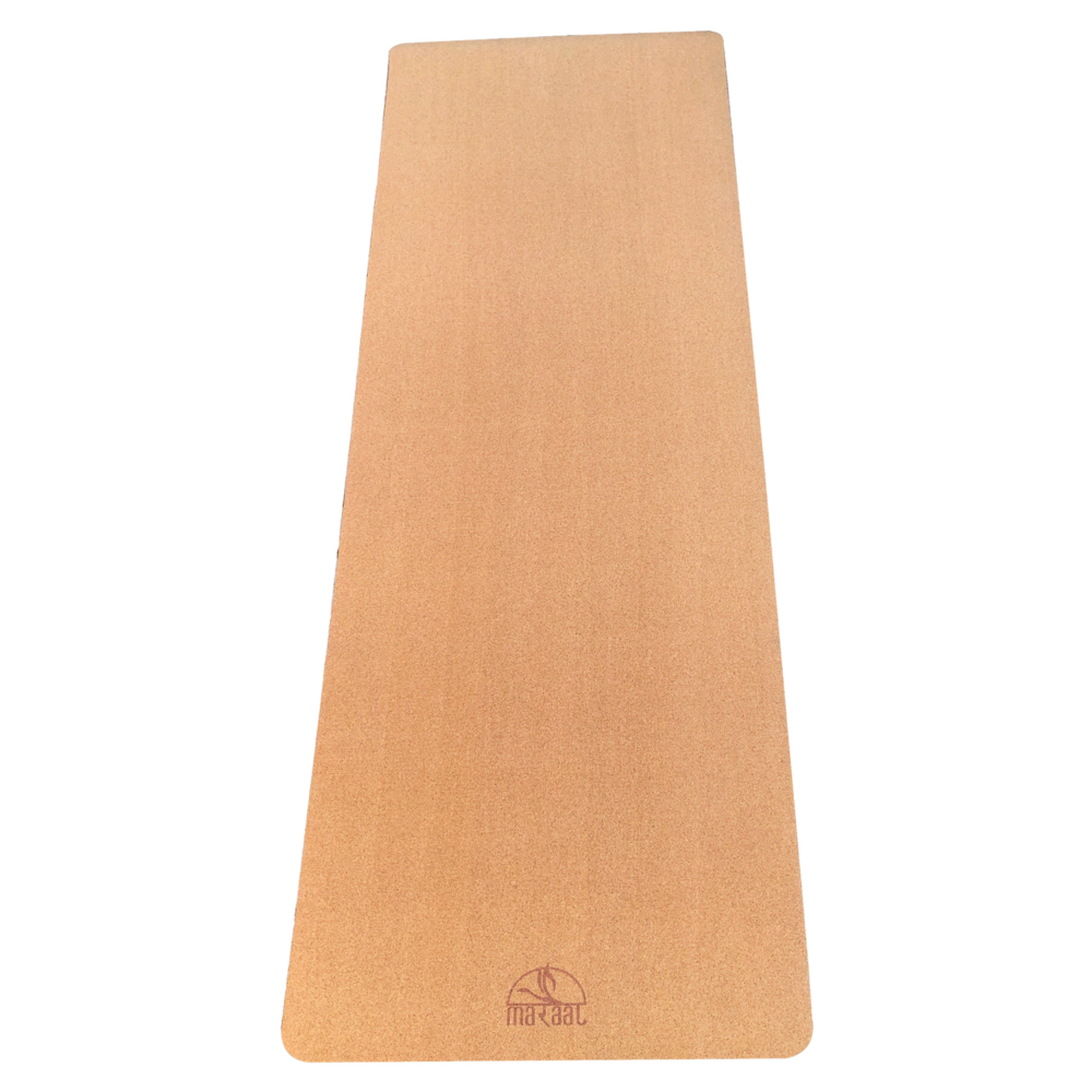 TARU Perseverance – Durable Eco-Friendly Cork And Natural Rubber Yoga Mat